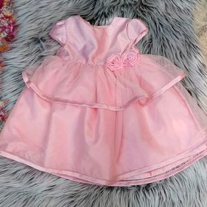 Carter's Just One You Specialty Occasion Dress 12M